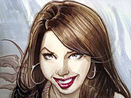 witchblade, sara, cedric poulat, graphic novel