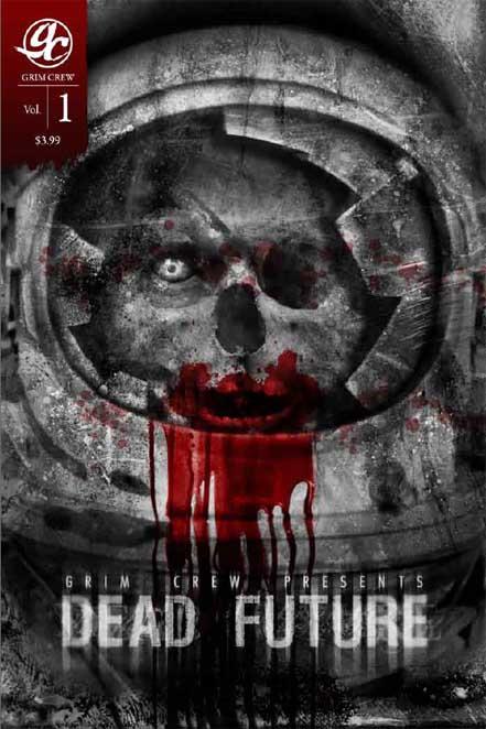 Dead Future - Cover 1