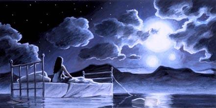 Dreamer Dion Hamill artwork