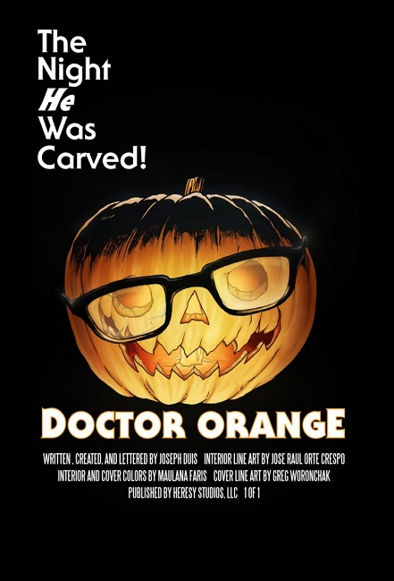Dr Orange, Joseph Duis, Kickstarter