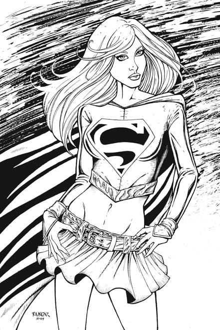 Supergirl Frank Kadar