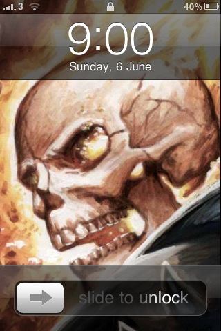 Supergirl, iPhone, iPad, Wallpaper, Bayonetta, Bizarro Superman, Tiramisu, Ghost Rider, Black Cat