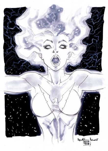 Jean Grey Phoenix Princess Leia