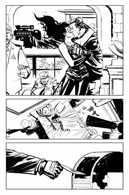 Incorruptible, Irredeembale, Mark Waid, Marcio Takara, artwork, comic series