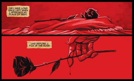 Red, Untamed, Kickstarter, Sebastian Jones