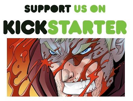 Shaun Paulet, XCT, Kickstarter, Xtreme Champion Tournament, Spartacus