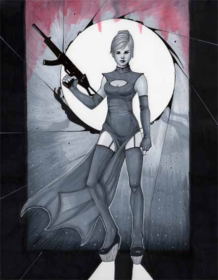 Chrissie Zullo, Fables, Cinderella, Original Artwork, Cover artist