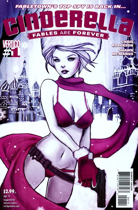 Cinderella, Fables are Forever, 01, 1, Chrissie Zullo, Cover Artist, cbr, cbz, artwork
